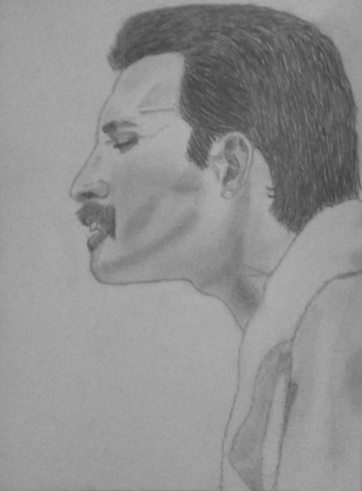 Freddie Mercury by KillerQueen